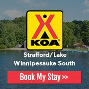 Strafford / Lake Winnipesaukee South KOA